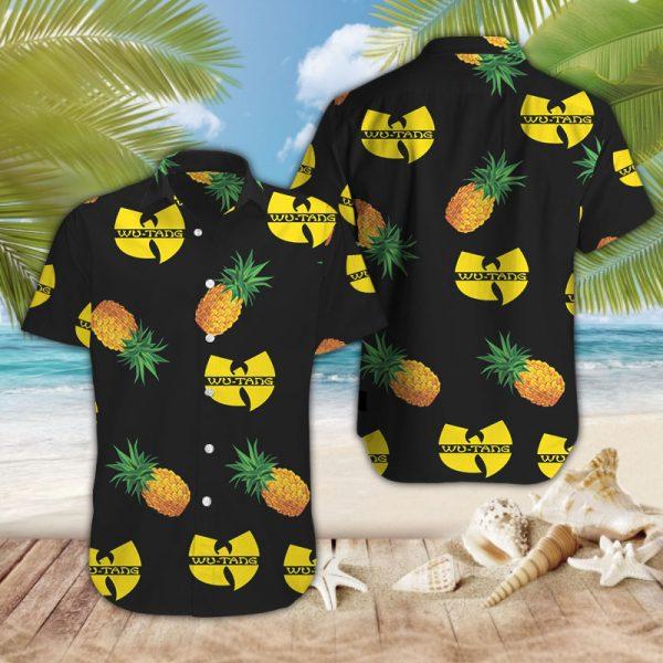 Wu Tang Hawaiian Shirt