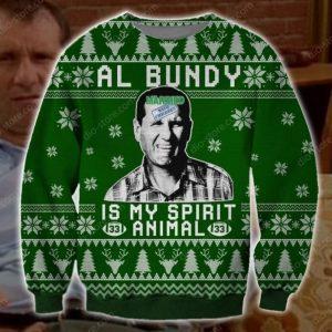 Al Bundy Ugly Christmas Sweatshirt