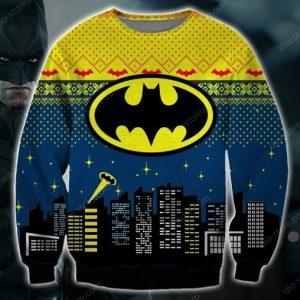 Batman Ugly Christmas Sweatshirt