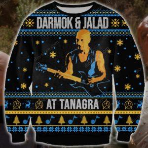 Darmok And Jalad At Tanagra Ugly Christmas Sweater
