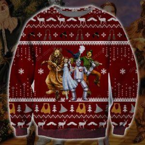 The Wizard Of Oz Christmas Sweatshirt